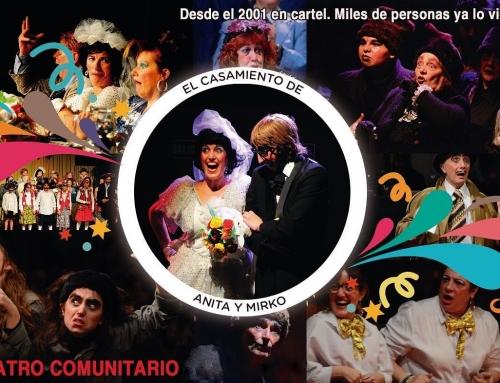 """** ESTRENO 07 DE MARZO DE 2020 21 HS ** : """"El casamiento de Anita y Mirko"""""""